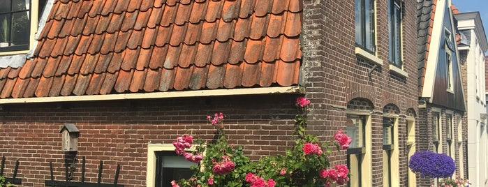 Edam is one of Amsterdam.
