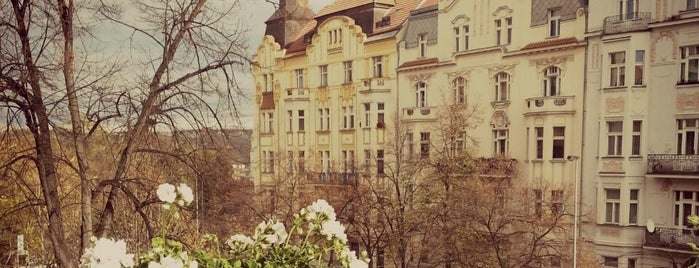 Letná is one of Prague Lover's List.