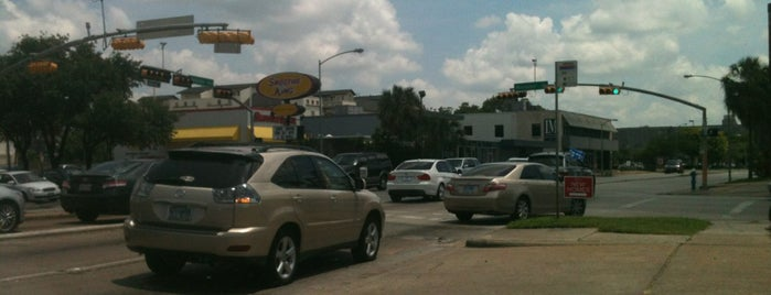 Westheimer/Montrose is one of Fun things n places!.