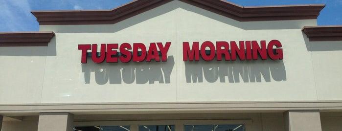 Tuesday Morning is one of artCrawlHouston.