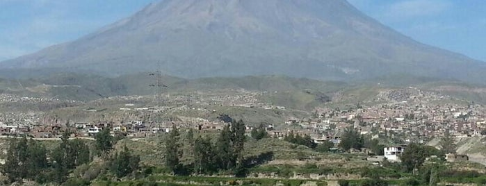 Mirador Carmen Alto is one of Arequipa.