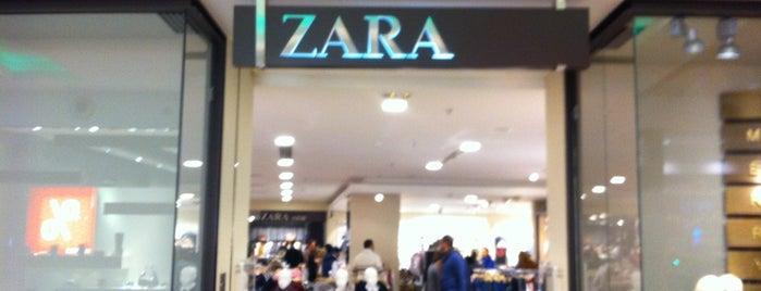 ZARA is one of Locais curtidos por Slysoft.