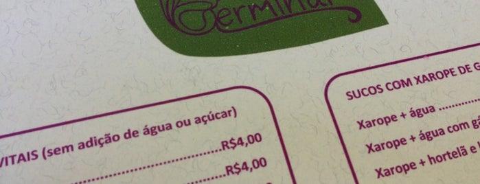 Germinar is one of Brasília Veggie.