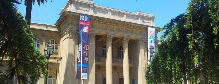 Museo Nacional de Historia Natural is one of Santiago de Chile.