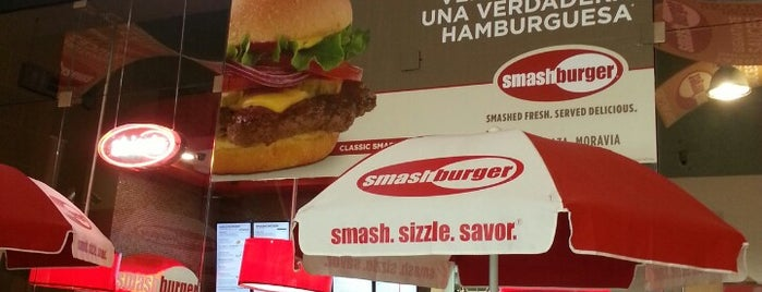 Smashburger is one of Fabian 님이 좋아한 장소.