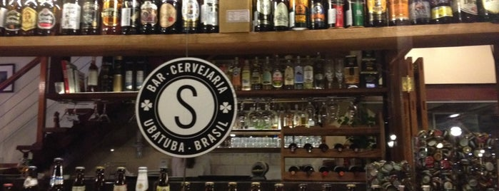 Sullivan Cervejaria is one of Locais salvos de Sandra.