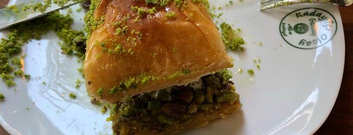 Kadayıfçı Olcay is one of Tatlı ve Börek.