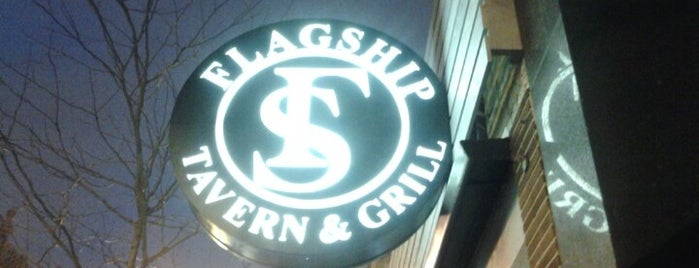 Flagship Tavern & Grill is one of chicago spots pt.4.
