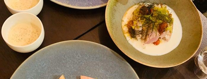 Eels is one of TimeOut 100 best restaurants in Paris.