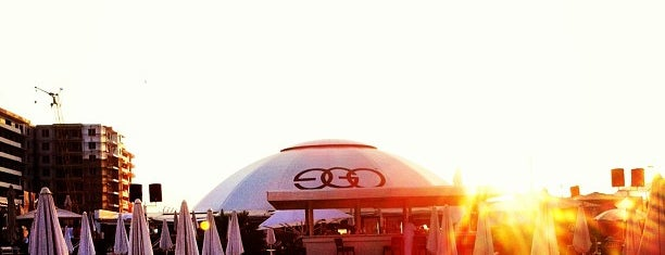 EGO Beach & Lounge is one of Haha.