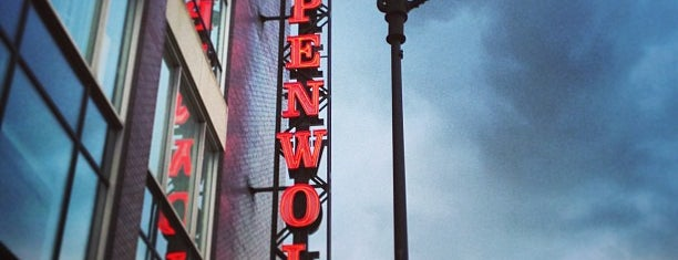 Steppenwolf Theatre Company is one of Chicago's Best Performing Arts - 2013.