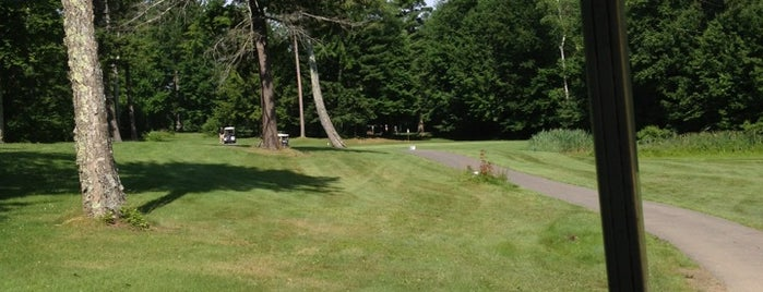 Apple Hill Golf Club is one of New Hampshire.