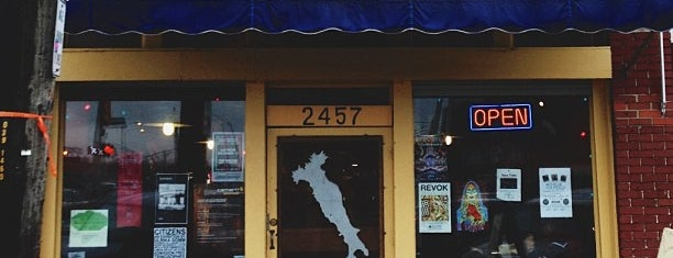Supino Pizzeria is one of Dark Rye Detroit: Eat and Drink.