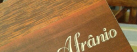Afrânio Restaurante is one of Franciscaさんのお気に入りスポット.
