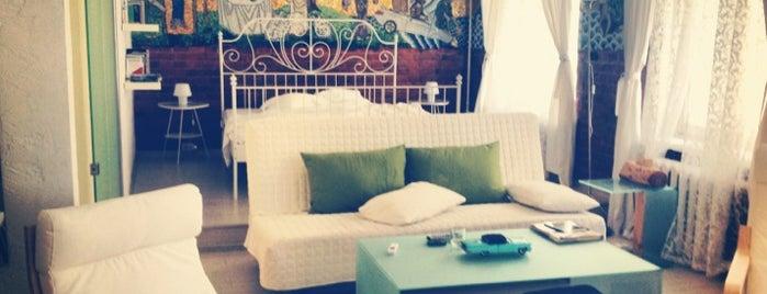 Mama Ro Apartments is one of Lugares guardados de Arseny.