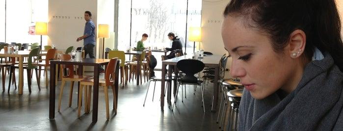 Café-Restaurant CORBACI is one of Vienna's wheelchair accessible restaurants.