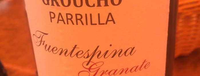 Harpo Groucho Parrilla is one of Restaurantes.
