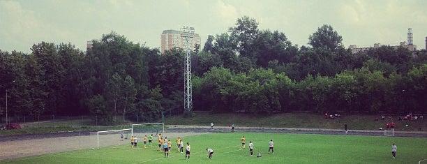 Стадион «Октябрь» is one of Sergio 님이 좋아한 장소.