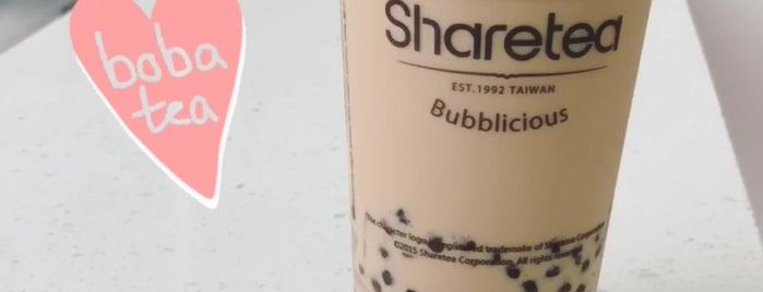 Sharetea is one of Andrew 님이 좋아한 장소.