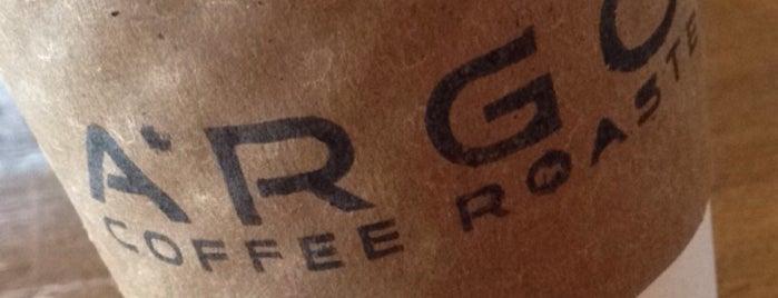 Argos Caffè is one of To drink California.