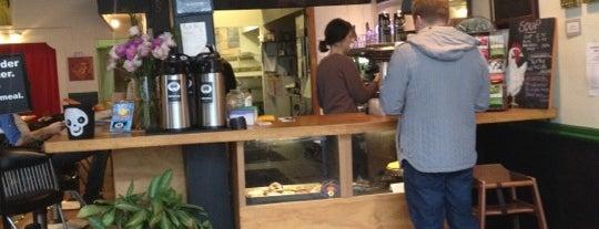 Bare Bones Cafe & Bar is one of Allison : понравившиеся места.
