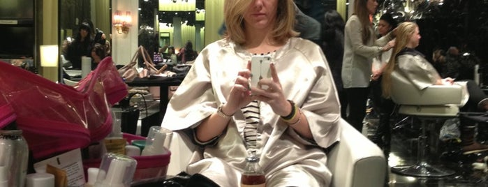 Warren-Tricomi Salon is one of NYC salons.
