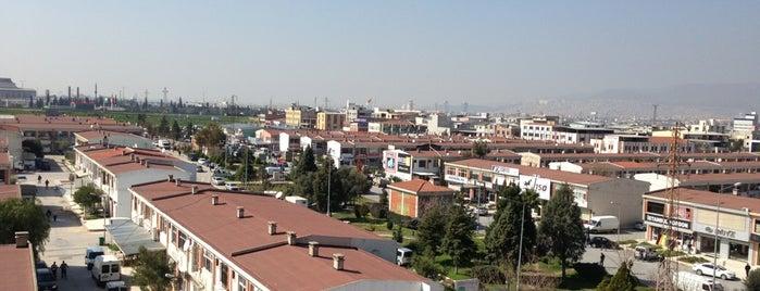 Işıkkent Ayakkabıcılar Sitesi is one of Mehmet Ali : понравившиеся места.