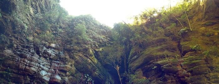 Buraco do Padre is one of Tempat yang Disukai Mel.