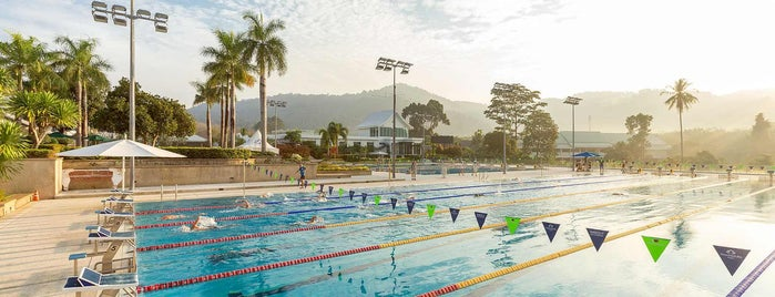 Thanyapura Health & Sports Resort is one of Andrewさんのお気に入りスポット.