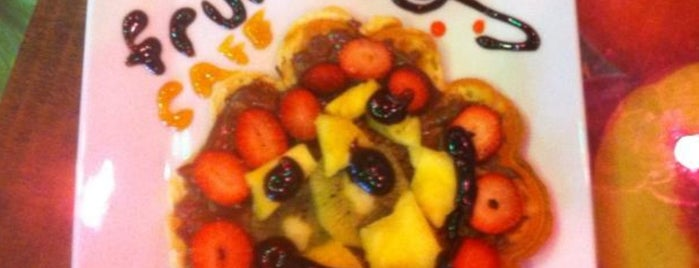 The Fruit Cafe is one of Fethiye Tatili.
