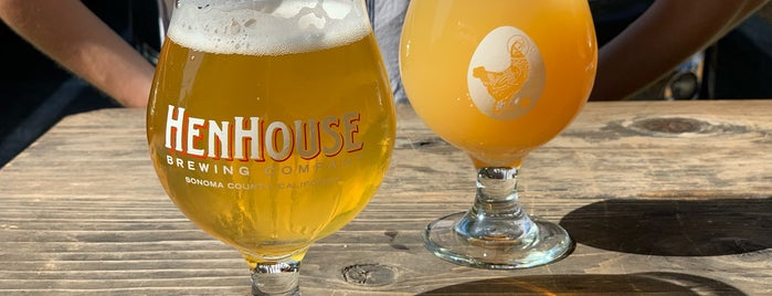 HenHouse Brewing Company is one of REDWOOD.