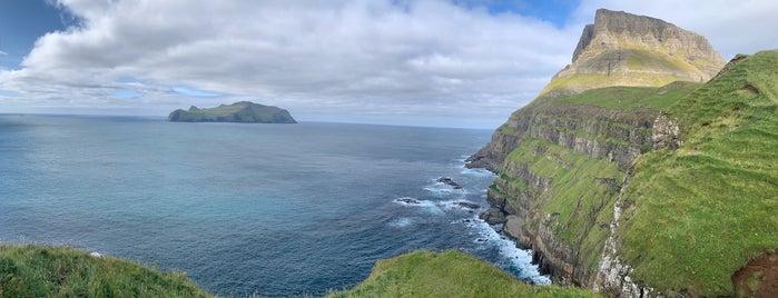Múlafossur is one of Faroe Islands 🇫🇴.