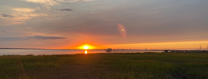 Old Pitt Street Bridge is one of Charleston, South Carolina.