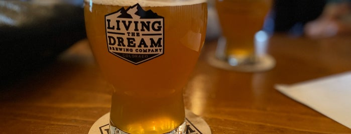 Living The Dream Brewing is one of Emma Lena : понравившиеся места.
