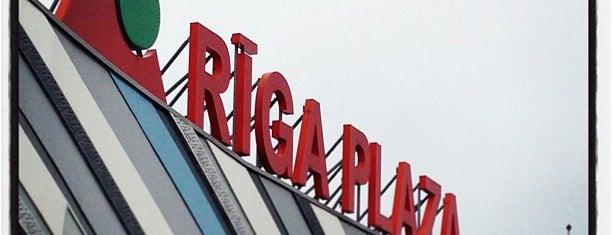 Rīga Plaza is one of Riga.
