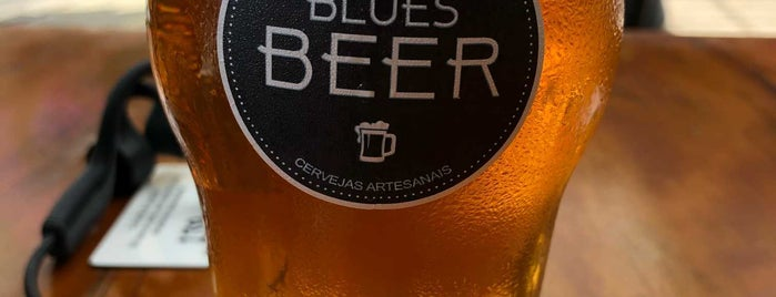 Blues Beer Cervejas Artesanais is one of Cervejas do Careca.