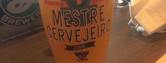 Mestre-Cervejeiro.com is one of Lugares favoritos de Careca.