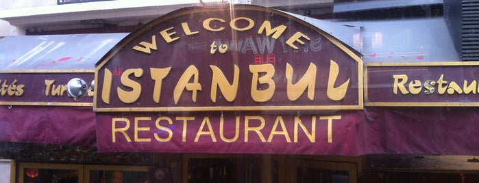 Welcome to Istanbul is one of Lieux qui ont plu à Mert.