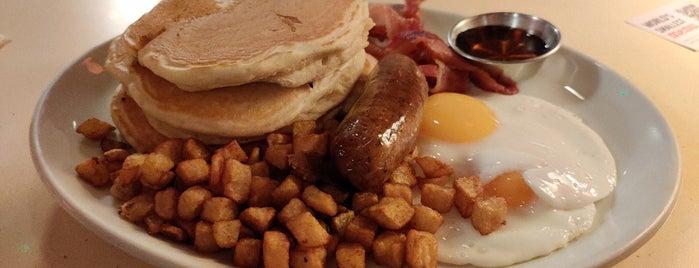 The Breakfast Club is one of สถานที่ที่บันทึกไว้ของ Kevin.