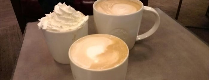 Starbucks is one of Guide to Northampton's best spots.