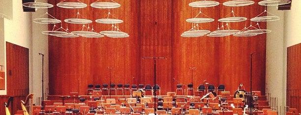 Konzerthaus Freiburg is one of Nasser'in Beğendiği Mekanlar.