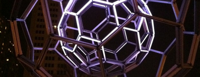 Buckyball is one of NYC_2.