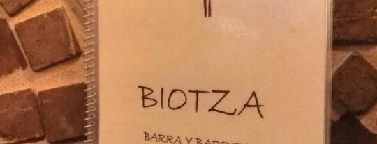 Biotza is one of Para cenar.