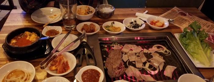 Seoul Garden is one of Restaurants.