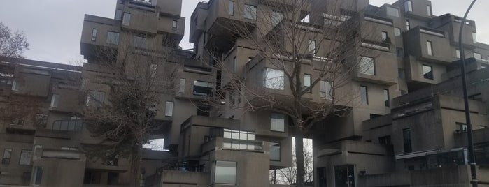 Habitat 67 is one of Montreal.