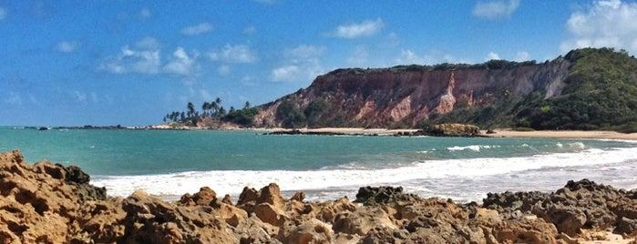 Praia de Tabatinga is one of JPA São João.