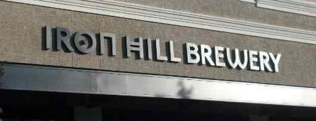 Iron Hill Brewery & Restaurant is one of New Jersey Breweries.