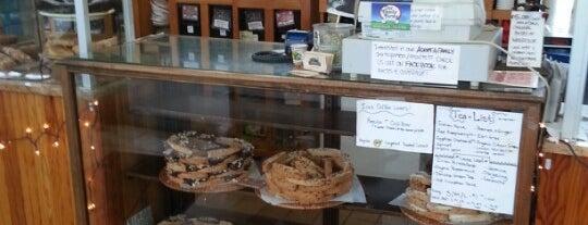 Shelburne Falls Coffee Roasters is one of Western MA.