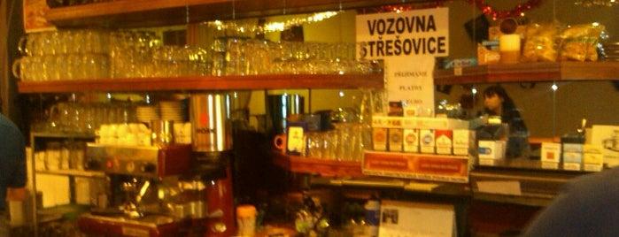 Hostinec Na Staré vozovně is one of Пражские пивные - рекомендации от DailyBeer.eu.