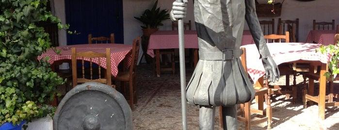 La Venta de Don Quijote is one of สถานที่ที่ Miguel ถูกใจ.